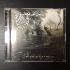 To Feed Of Flesh - Si Vis Pacem, Para Bellum CDEP (M-/M-) -death metal-