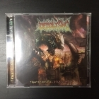 Deadly Sins - Transcendental Decapitation CDEP (VG+/M-) -death metal-