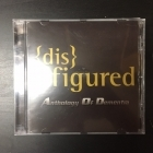 Disfigured - Anthology Of Dementia CD (VG/M-) -death metal-