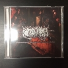 Hipermenorrea / Disgorgement Of Intestinal Lymphatic Suppuration - Split CD (M-/M-) -grindcore-