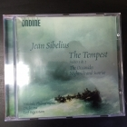 Sibelius - The Tempest Suites 1 & 2 / The Oceanides / Nightride And Sunrise CD (M-/M-) -klassinen-