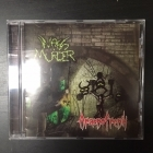 Mass Murder - Aracnofrenik CD (VG+/M-) -death metal-