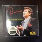 Placido Domingo - The Women In My Life CD (M-/M-) -klassinen-