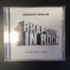 Robert Wells - World Wide Wells CD (VG+/M-) -pop rock-
