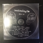 Seminologia - Suuri & kaunis CD (M-/-) -punk rock-