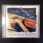 Gary Moore - Ballads & Blues 1982-1994 CD (VG/VG+) -blues rock-