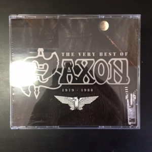 Saxon - The Very Best Of (1979-1988) 3CD (M-/M-) -heavy metal-