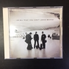 U2 - All That You Can't Leave Behind CD (VG+/M-) -pop rock-