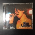 Kim Lembo & Blue Heat - Paris Burning CD (M-/M-) -blues rock-