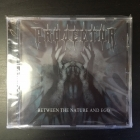 Projector - Between The Nature And Ego CD (avaamaton) -melodic death metal-