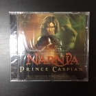 Narnia: Prince Caspian - Original Soundtrack CD (avaamaton) -soundtrack-