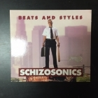Beats And Styles - Schizosonics CD (VG/VG+) -electro-