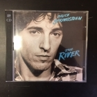 Bruce Springsteen - The River 2CD (VG/M-) -roots rock-