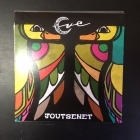Eve - Joutsenet CDS (VG+/VG+) -pop rock-