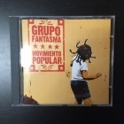 Grupo Fantasma - Movimiento Popular CD (VG+/M-) -folk-