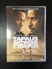 Tapaus Antwone Fisher DVD (M-/M-) -draama-