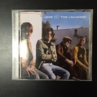 Jere & The Universe - Jere & The Universe CD (M-/M-) -pop rock-