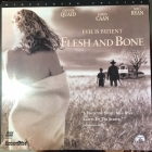 Flesh And Bone LaserDisc (VG+/M-) -draama-
