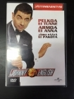 Johnny English DVD (VG+/M-) -komedia-