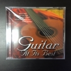Hill/Wiltschinsky Guitar Duo - Guitar At Its Best CD (avaamaton) -rautalanka-