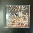 Cannibal Corpse - Gore Obsessed CD (VG+/VG+) -death metal-
