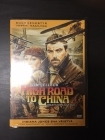 High Road To China DVD (avaamaton) (M-/M-) -seikkailu-