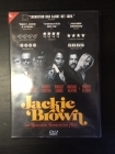 Jackie Brown DVD (VG+/M-) -toiminta-