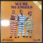 We're No Angels LaserDisc (VG+/VG+) -komedia-