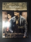 Training Day DVD (VG+/VG+) -toiminta-