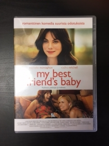 My Best Friends Baby DVD (M-/M-) -komedia/draama-