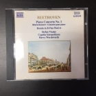 Beethoven - Piano Concerto No.1 / Rondo In B Flat WoO 6 CD (VG+/M-) -klassinen-