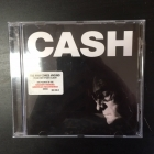 Johnny Cash - American IV: The Man Comes Around CD (VG+/M-) -country-