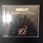 Amulet - Freedom Fighters CD (M-/M-) -punk rock-