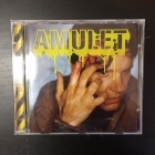 Amulet - Danger! Danger! CD (M-/M-) -punk rock-