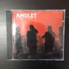 Amulet - The Burning Sphere CD (VG+/M-) -punk rock-