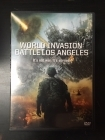 World Invasion - Battle Los Angeles DVD (M-/M-) -toiminta-