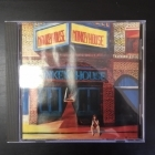 Monkeyhouse - Monkeyhouse CD (VG+/G) -hard rock-