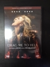 Drag Me To Hell (unrated director's cut) DVD (M-/M-) -kauhu-