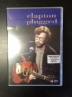 Eric Clapton - Unplugged DVD (VG/M-) -blues rock-