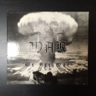 War - We Are War CD (VG+/VG+) -black metal-