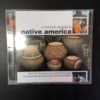 Yeskim - A Musical Voyage To Native American CD (VG+/M-) -new age-