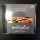 Mozart - Don Giovanni CD (VG+/VG) -klassinen-