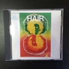 Hair - The Original Broadway Cast Recording CD (VG/M-) -musikaali-