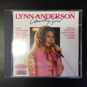 Lynn Anderson - Country Girl CD (VG+/M-) -country-