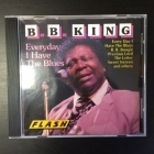B.B. King - Everyday I Have The Blues CD (VG+/VG+) -blues-
