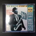 Ben Webster - Stormy Weather CD (VG+/VG+) -jazz-