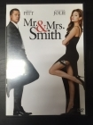 Mr. & Mrs. Smith DVD (VG/M-) -toiminta/komedia-