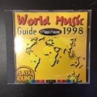 World Music Guide 1998 CD (VG/VG)