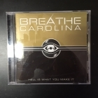 Breathe Carolina - Hell Is What You Make It CD (VG+/M-) -electropop-