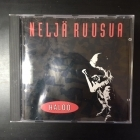 Neljä Ruusua - Haloo CD (VG+/G) -pop rock-